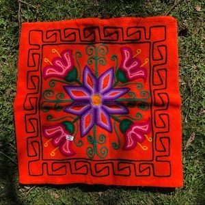 Peru Pillowcase